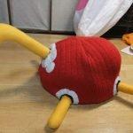 ツボツボ帽子