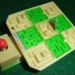 ミニチュア大迷路ゲーム