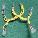 コンデレマシン製作~その2・電飾LED配置編~